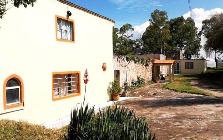Foto de rancho en venta en carretera toluca palmillas 112, aculco de espinoza, aculco, m?xico, 534881 No. 02