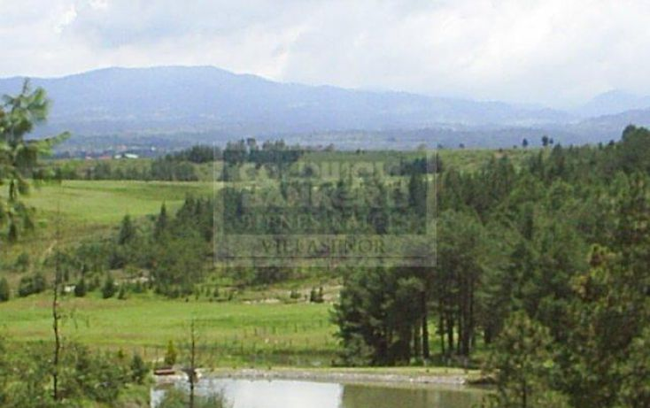 Foto de rancho en venta en carretera toluca zitcuaro, villa victoria, villa victoria, estado de méxico, 345798 no 11