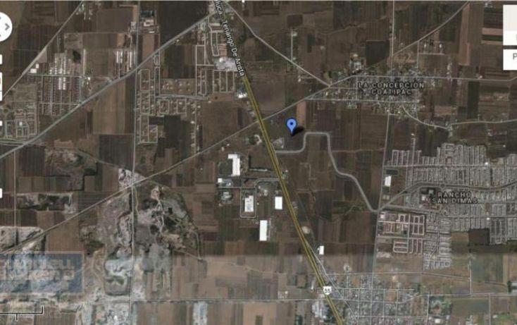 Foto de terreno habitacional en venta en carretera tolucatenango, la concepción coatipac la conchita, calimaya, estado de méxico, 2011304 no 01