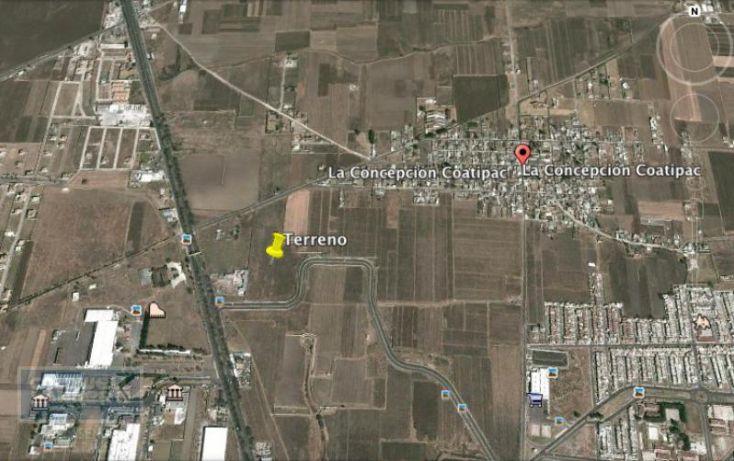Foto de terreno habitacional en venta en carretera tolucatenango, la concepción coatipac la conchita, calimaya, estado de méxico, 2011304 no 02