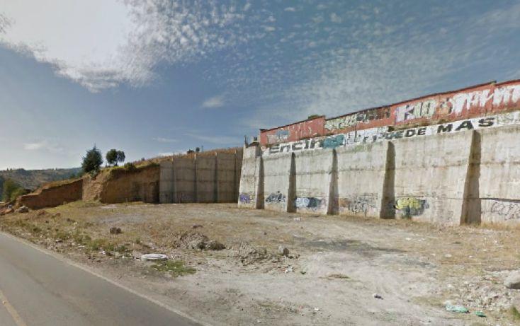 Foto de terreno habitacional en venta en carretera tolucavalle de bravo, santa maría del monte, zinacantepec, estado de méxico, 676481 no 01