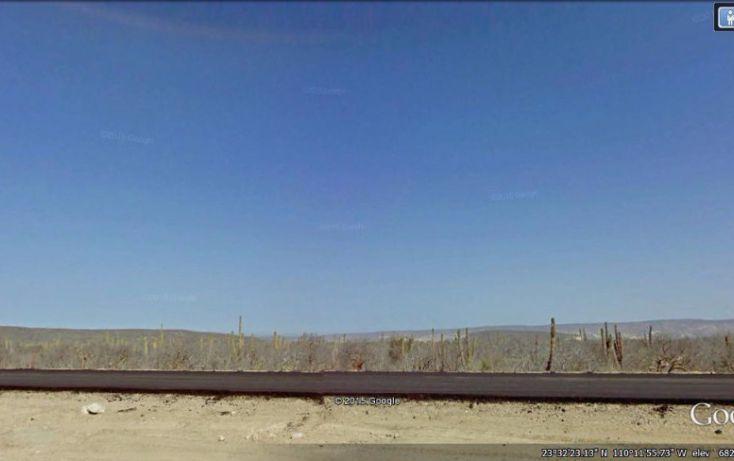 Foto de terreno habitacional en venta en carretera transpeninsular km 6 nte, la esperanza, la paz, baja california sur, 1770570 no 02