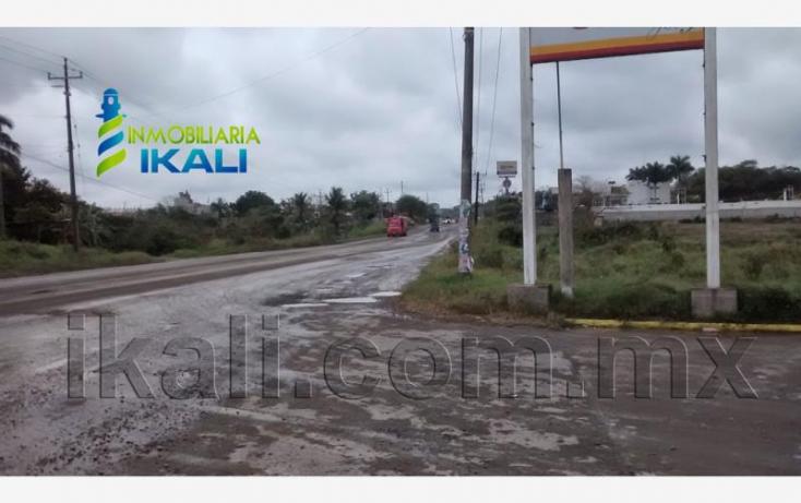 Foto de terreno habitacional en venta en carretera tupan tampico, villa rosita, tuxpan, veracruz, 836177 no 01