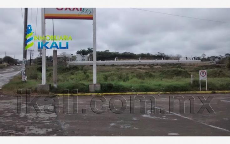 Foto de terreno habitacional en venta en carretera tupan tampico, villa rosita, tuxpan, veracruz, 836177 no 02