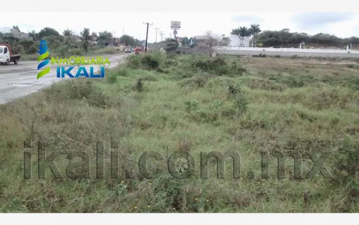 Foto de terreno habitacional en venta en carretera tupan tampico, villa rosita, tuxpan, veracruz, 836177 no 04