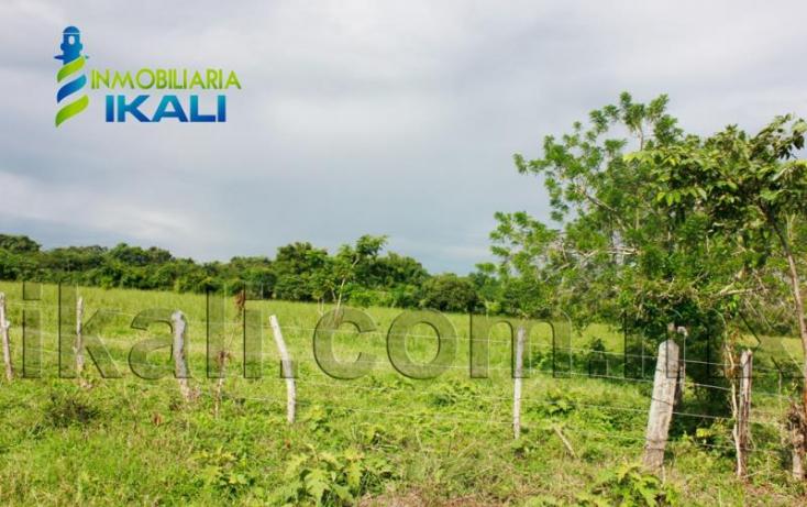 Foto de terreno habitacional en venta en carretera tupanpoza rica, santiago de la peña, tuxpan, veracruz, 841391 no 01