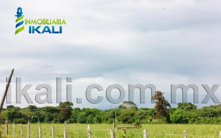 Foto de terreno habitacional en venta en carretera tupanpoza rica, santiago de la peña, tuxpan, veracruz, 841391 no 02