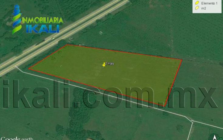 Foto de terreno habitacional en venta en carretera tupanpoza rica, santiago de la peña, tuxpan, veracruz, 841391 no 04
