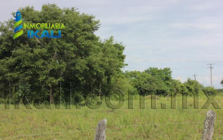 Foto de terreno habitacional en venta en carretera tupanpoza rica, santiago de la peña, tuxpan, veracruz, 841391 no 10