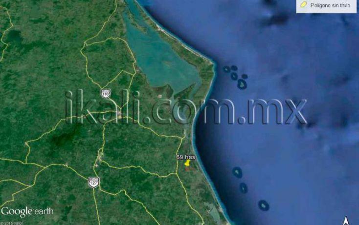 Foto de terreno habitacional en venta en carretera tupantamiahua, tamiahua, tamiahua, veracruz, 1427999 no 01