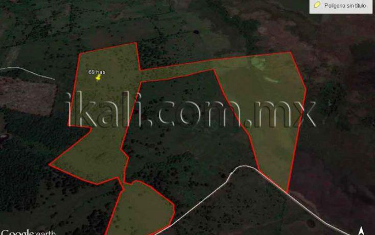 Foto de terreno habitacional en venta en carretera tupantamiahua, tamiahua, tamiahua, veracruz, 1427999 no 02