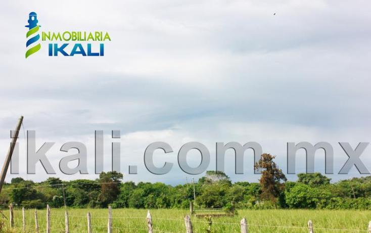 Foto de terreno habitacional en venta en carretera tuxpan-poza rica , santiago de la peña, tuxpan, veracruz de ignacio de la llave, 841391 No. 02
