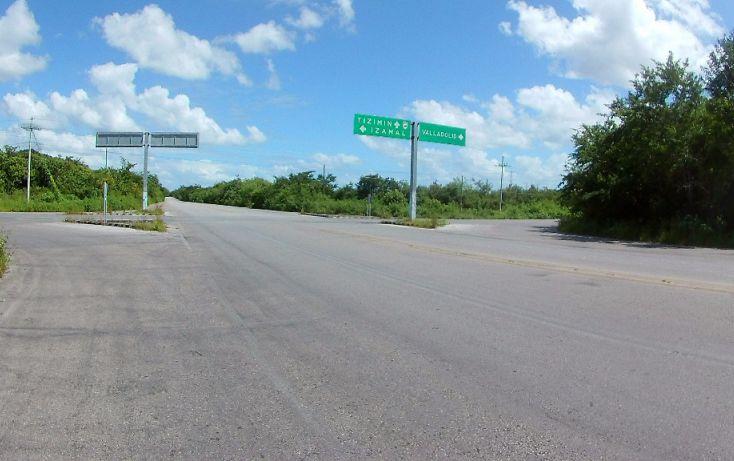 Foto de terreno habitacional en venta en carretera valladolid izamal tablaje 10833, valladolid centro, valladolid, yucatán, 1928610 no 06