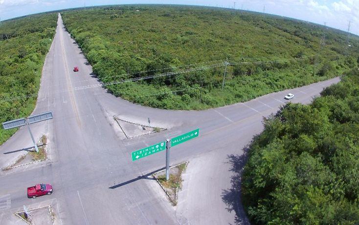 Foto de terreno habitacional en venta en carretera valladolid izamal tablaje 10833, valladolid centro, valladolid, yucatán, 1928610 no 07