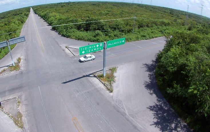 Foto de terreno habitacional en venta en carretera valladolid izamal tablaje 10833, valladolid centro, valladolid, yucatán, 1928610 no 09