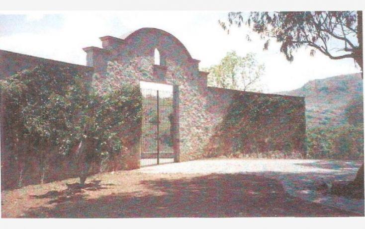 Foto de rancho en venta en carretera valle de bravocolorines 1, santa teresa tilostoc, valle de bravo, estado de méxico, 1934494 no 01