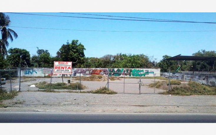 Foto de terreno comercial en renta en carretera veracruz xalapa 73, las bajadas, veracruz, veracruz, 1675294 no 01