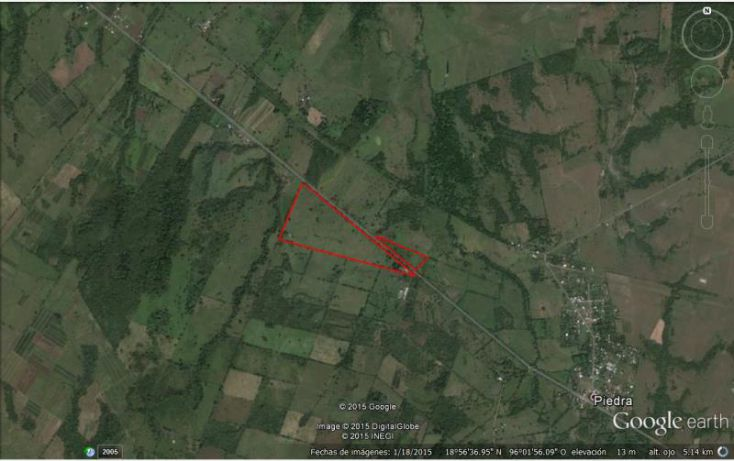 Foto de terreno industrial en venta en carretera veracruzminatitlan, 20 de noviembre, medellín, veracruz, 1585820 no 01