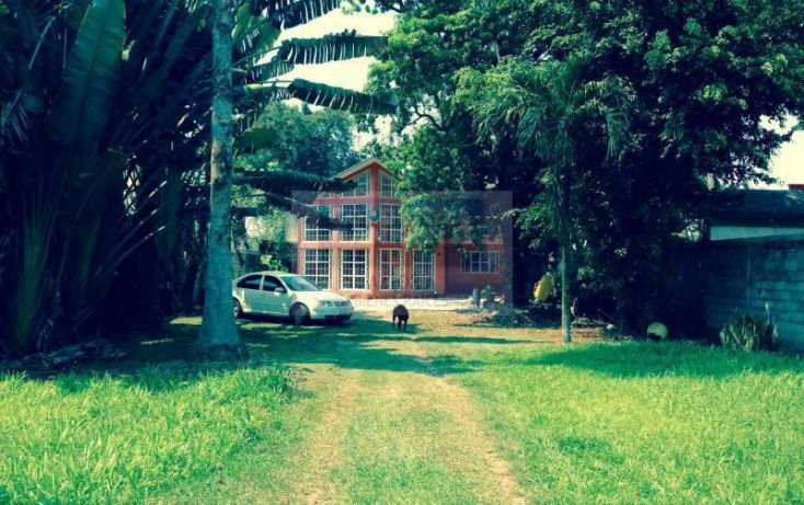 Foto de casa en venta en carretera vhsa a la isla km 49, anacleto canabal 1a sección, centro, tabasco, 2029230 no 01
