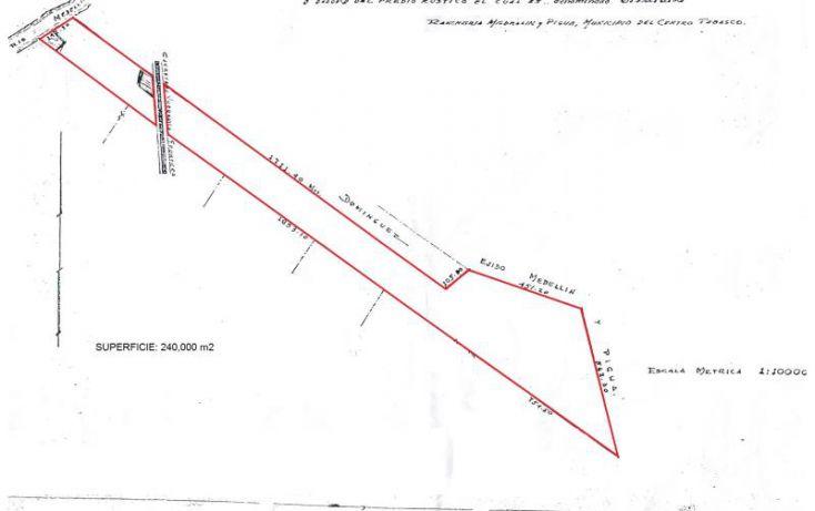 Foto de terreno comercial en venta en carretera vhsa frontera km 1 100, ciudad industrial iii, centro, tabasco, 1729290 no 04