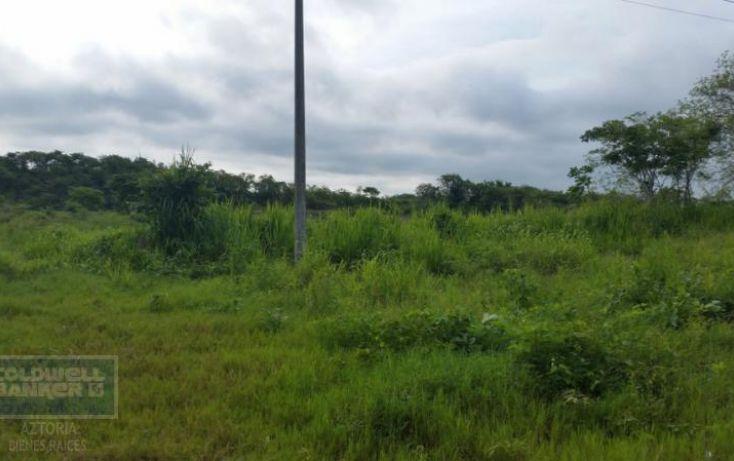 Foto de terreno habitacional en renta en carretera vhsamacuspana km 16762, coronel traconis 1ra sección la isla, centro, tabasco, 2012401 no 02