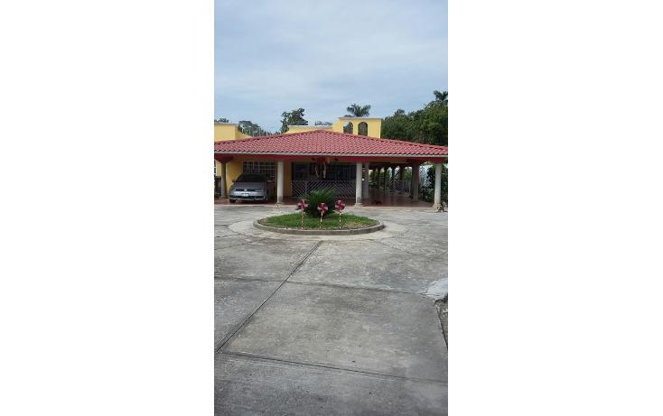 Foto de casa en renta en  , nacajuca, nacajuca, tabasco, 1696414 No. 01