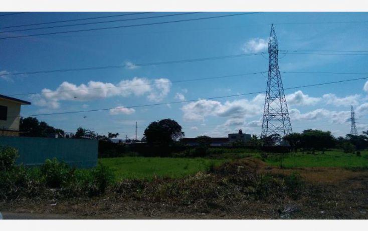Foto de terreno industrial en venta en carretera vhsateapa km 15 54, la majahua, centro, tabasco, 1341195 no 02