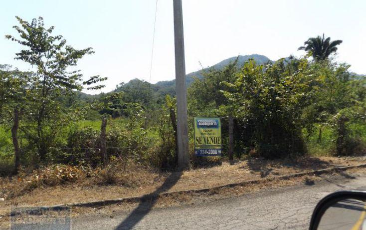 Foto de terreno habitacional en venta en carretera vida del mar parcela 121 ej el naranjo 121, el naranjo, manzanillo, colima, 1653411 no 01