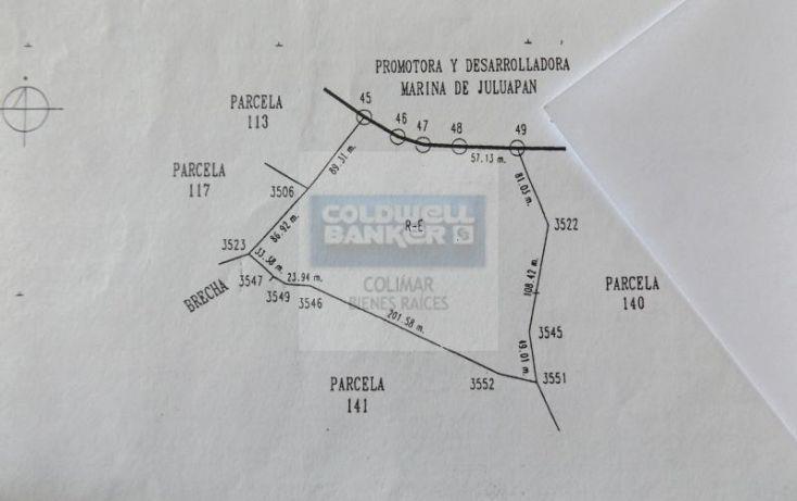 Foto de terreno habitacional en venta en carretera vida del mar parcela 121 ej el naranjo 121, el naranjo, manzanillo, colima, 1653411 no 07