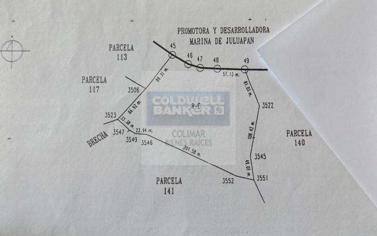 Foto de terreno habitacional en venta en  121, el naranjo, manzanillo, colima, 1653411 No. 07