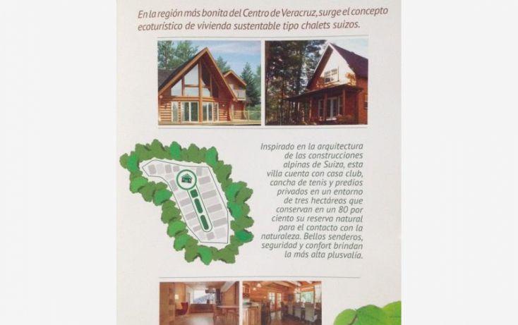 Foto de terreno habitacional en venta en carretera xalapa las trancas coatepec, la estanzuela, emiliano zapata, veracruz, 1478977 no 03