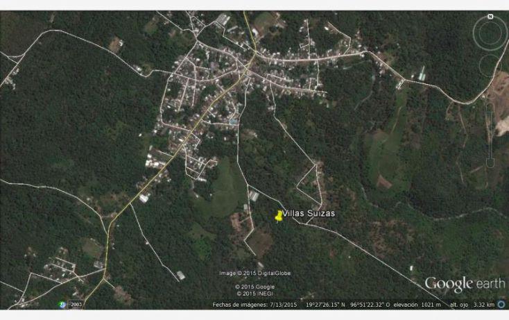 Foto de terreno habitacional en venta en carretera xalapa las trancas coatepec, la estanzuela, emiliano zapata, veracruz, 1478977 no 04