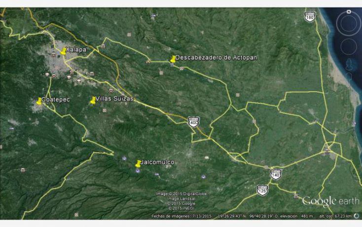 Foto de terreno habitacional en venta en carretera xalapa las trancas coatepec, la estanzuela, emiliano zapata, veracruz, 1478977 no 05