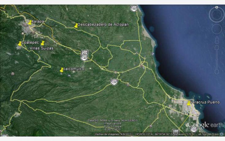 Foto de terreno habitacional en venta en carretera xalapa las trancas coatepec, la estanzuela, emiliano zapata, veracruz, 1478977 no 06