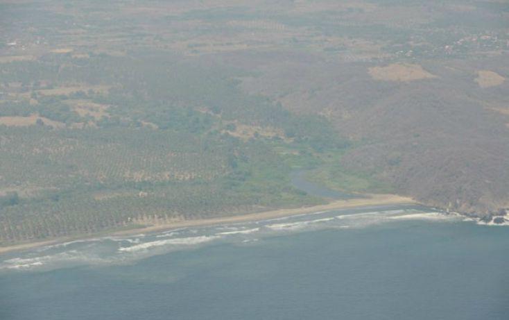 Foto de terreno habitacional en venta en carretera zihuatanejolazaro cardenas, pantla centro, zihuatanejo de azueta, guerrero, 597794 no 04