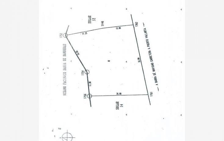 Foto de terreno habitacional en venta en carreterra a barra de navidad km, boca de tomatlán, puerto vallarta, jalisco, 1937372 no 06