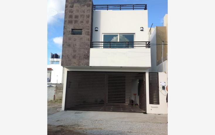 Foto de casa en venta en  , carrizal, centro, tabasco, 469739 No. 01