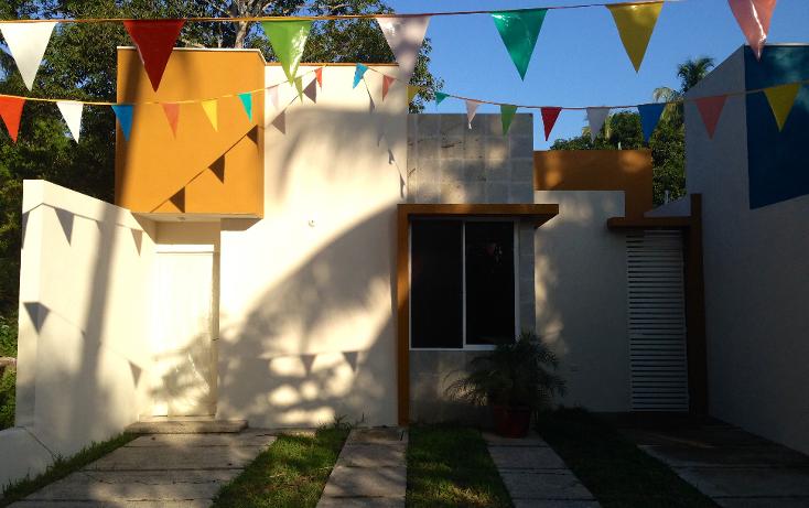 Foto de casa en venta en  , carrizal puerto ceiba, paraíso, tabasco, 1268059 No. 02