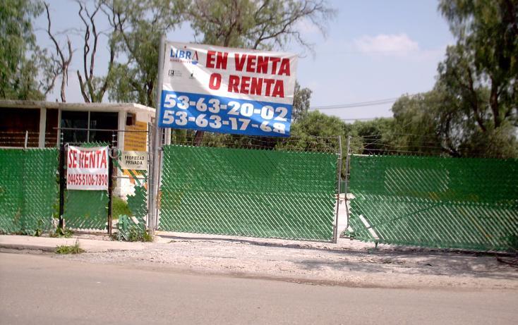 Foto de terreno industrial en renta en  , cartagena, tultitlán, méxico, 1416239 No. 04