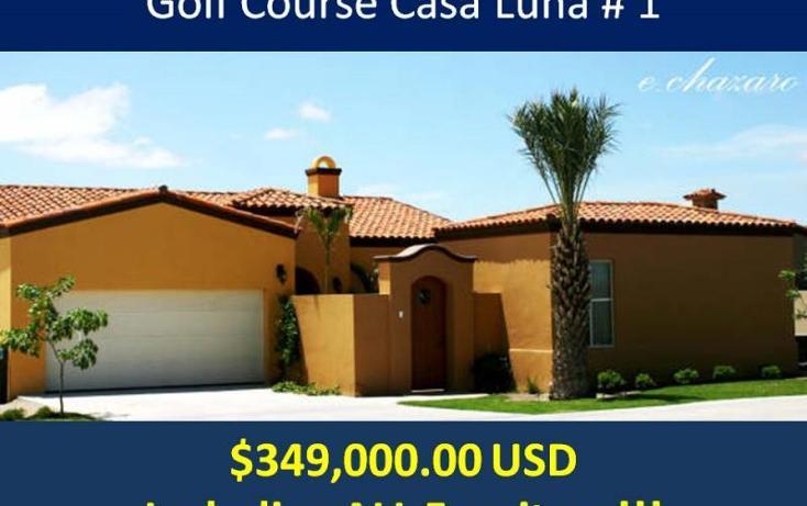 Foto de casa en venta en  casa # 1, para?so del mar, la paz, baja california sur, 1359707 No. 01