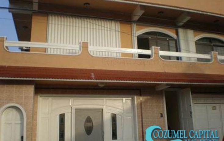 Foto de casa en venta en casa 40 avenida, 40 av sur entre calle 7 y calle hidalgo 861, adolfo l mateos, cozumel, quintana roo, 1139167 no 03