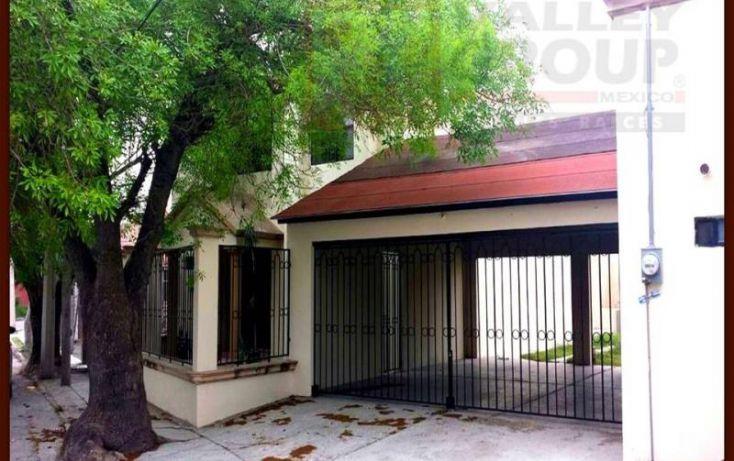 Foto de casa en renta en, casa bella, reynosa, tamaulipas, 1707432 no 01