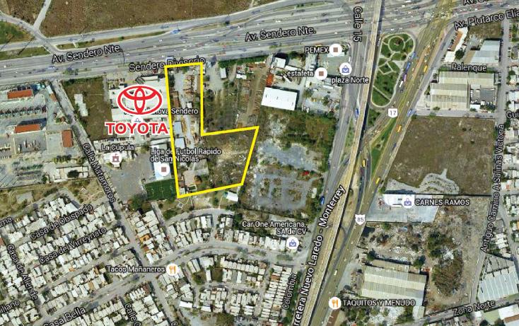 Foto de terreno comercial en venta en  , casa bella sector 1, san nicolás de los garza, nuevo león, 1126491 No. 01
