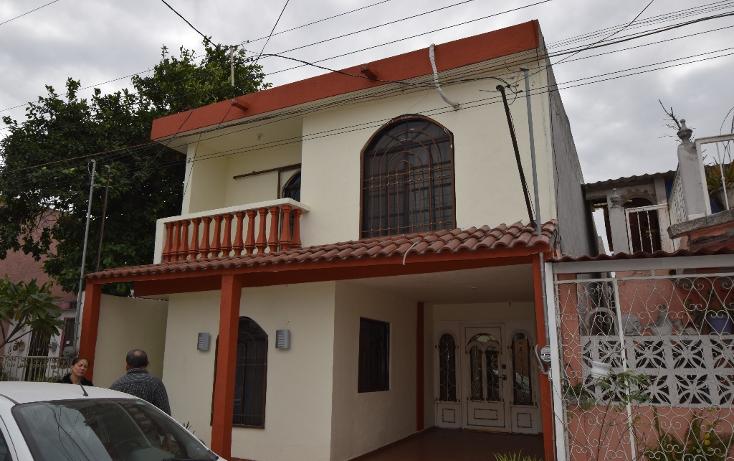 Foto de casa en venta en  , casa bella sector 2 1a etapa, san nicolás de los garza, nuevo león, 1676988 No. 01