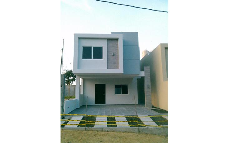 Foto de casa en venta en  , casa bella, tuxpan, veracruz de ignacio de la llave, 1255921 No. 01