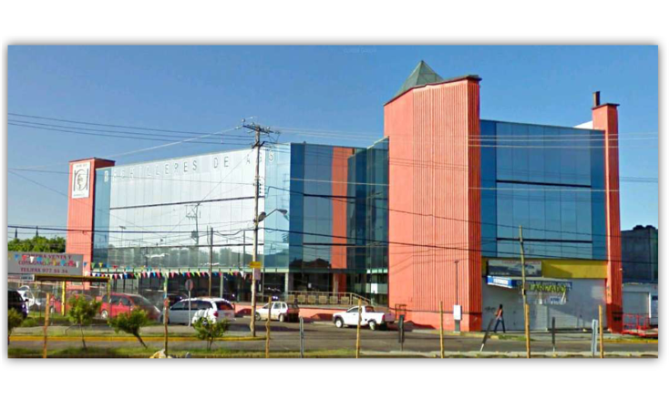 Foto de edificio en venta en  , casa blanca, aguascalientes, aguascalientes, 1664922 No. 01
