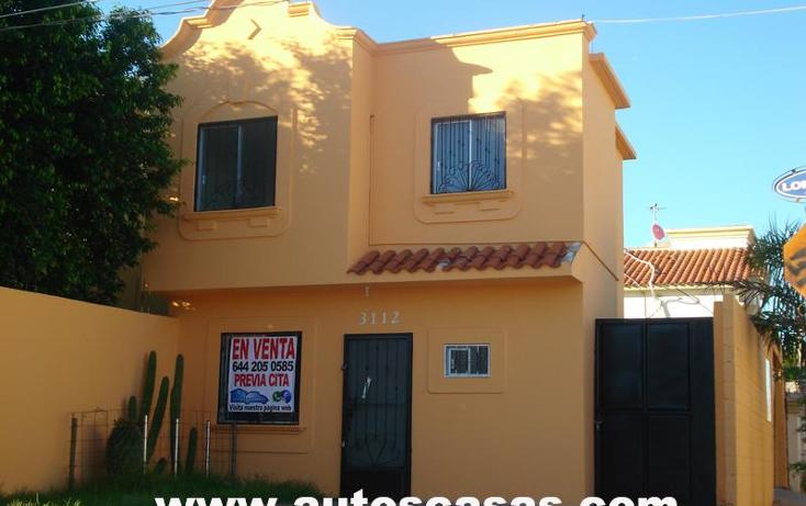 Foto de casa en venta en  , casa blanca, cajeme, sonora, 1544496 No. 01
