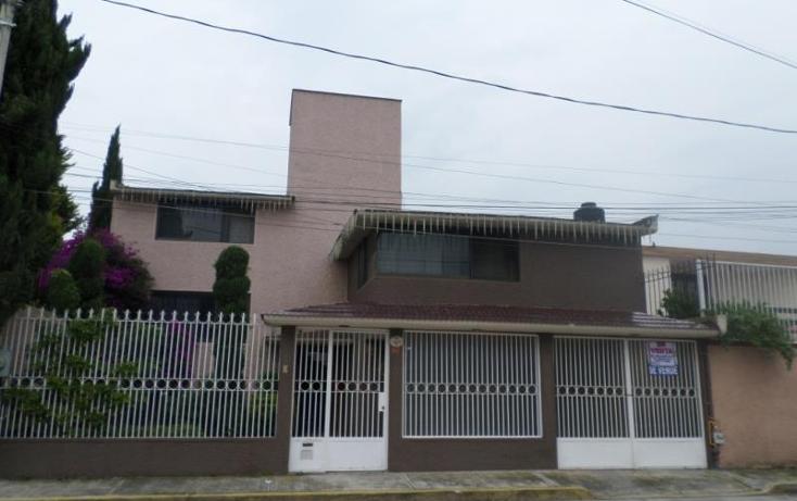 Foto de casa en venta en - -, casa blanca, metepec, m?xico, 1536744 No. 01
