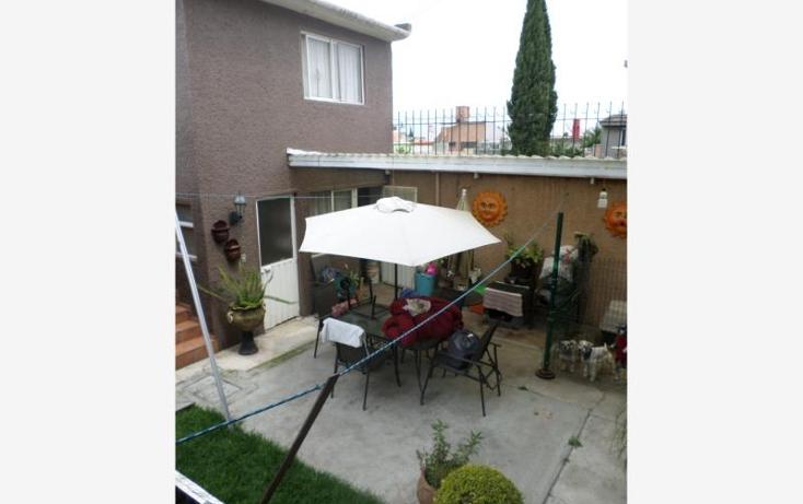 Foto de casa en venta en - -, casa blanca, metepec, m?xico, 1536744 No. 14