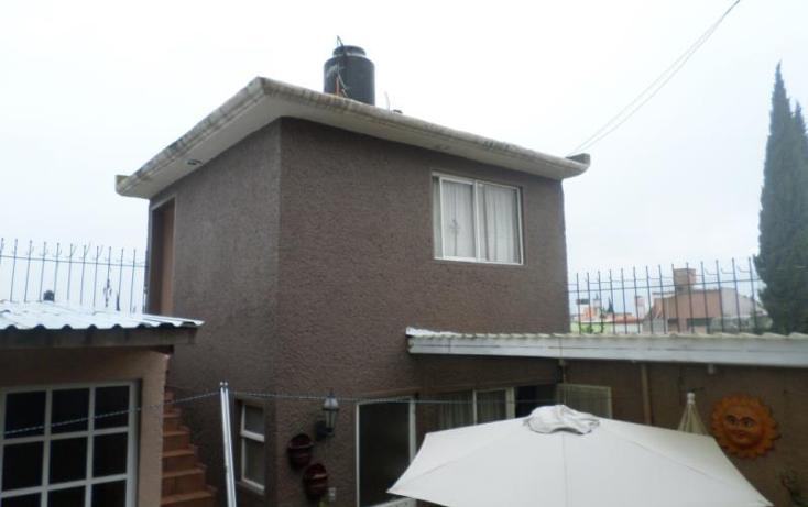 Foto de casa en venta en - -, casa blanca, metepec, m?xico, 1536744 No. 17
